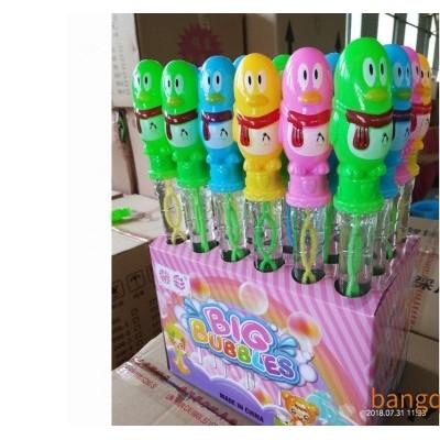 馨彩331大号卡通企鹅泡泡棒地摊泡泡玩具(24PCS)
