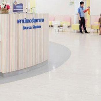 洁福PVC地板