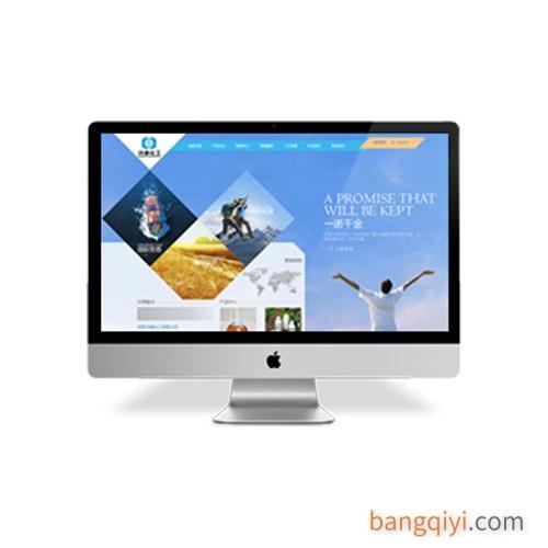 高端型网站