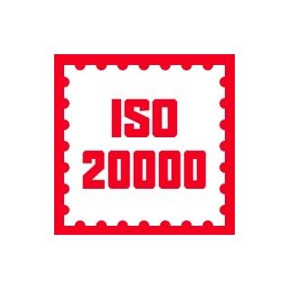 ISO20000信息技术服务