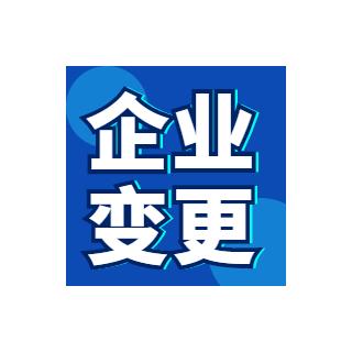 公司变更-工商 股东股权