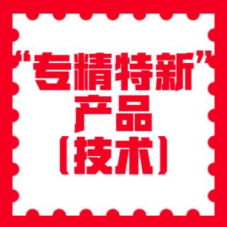 """""""专精特新""""产品(技术)"""