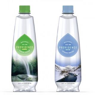 矿泉水瓶型包装设计