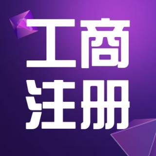 工商注册(上海地区)