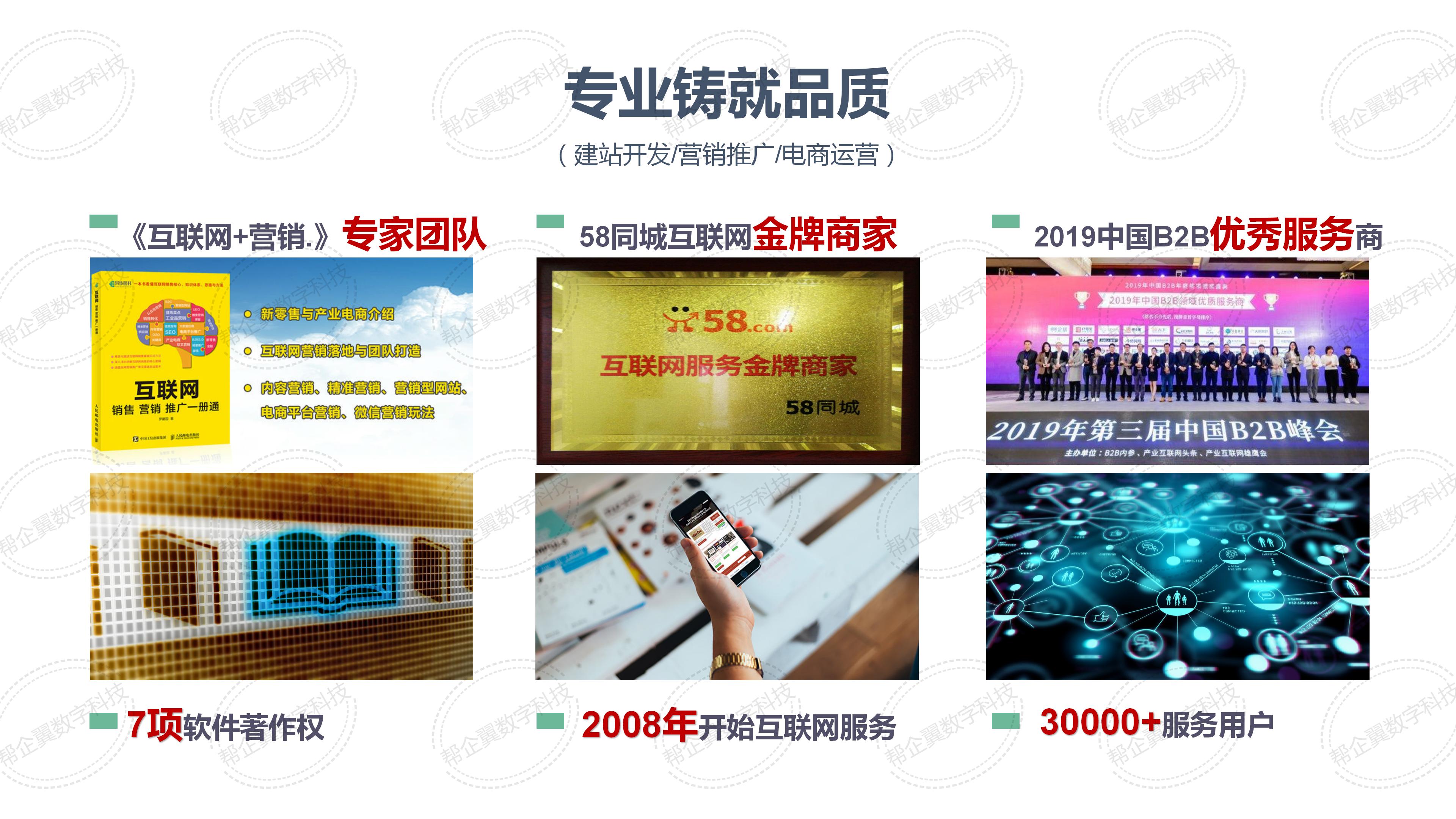 企业云官网,翼云店官网,企业网站建设,移动端旺铺(图2)