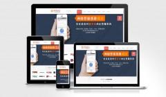网站建设网络设计营销类网站